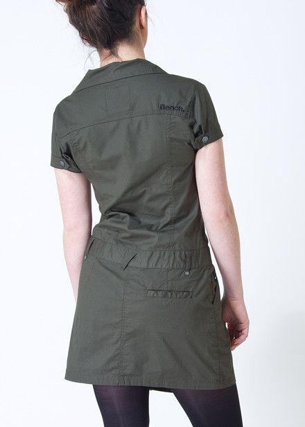 Bench Harley Shirt Dress (Sizes XS,S,M,L,XL) **BRAND NEW**