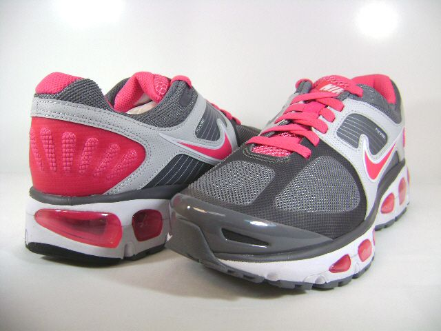 415371 004 NEW NIKE WMNS AIR MAX TAILWIND grey/spark
