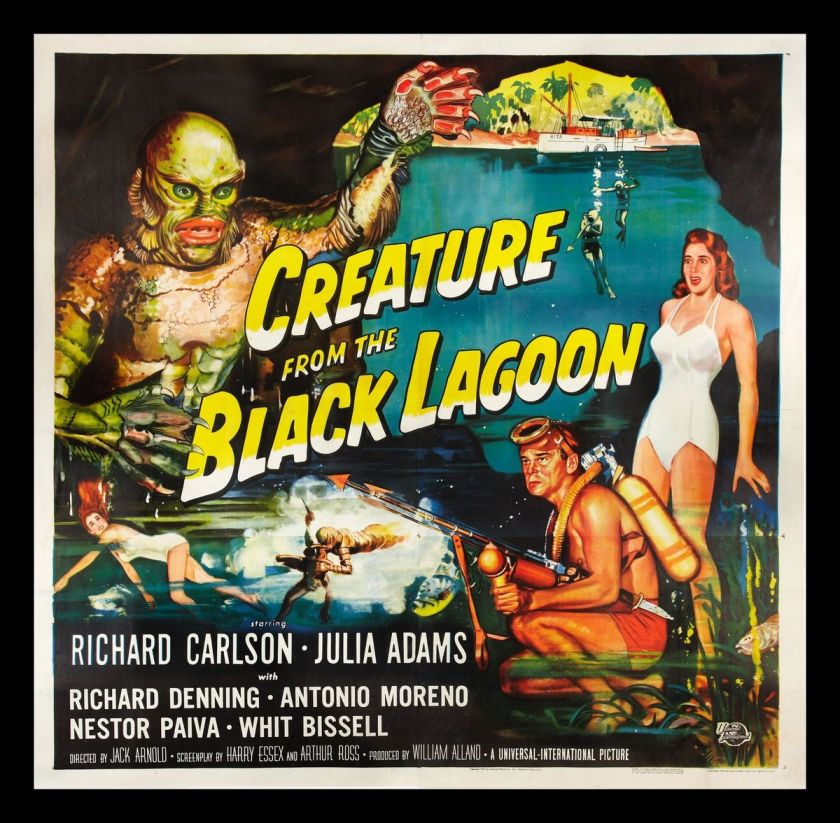 learning from experiences in my creature from the black lagoon by stephen king and learning to read  As a possible remake of creature from the black from the black lagoon turn into another goofy stephen learn from my experience.