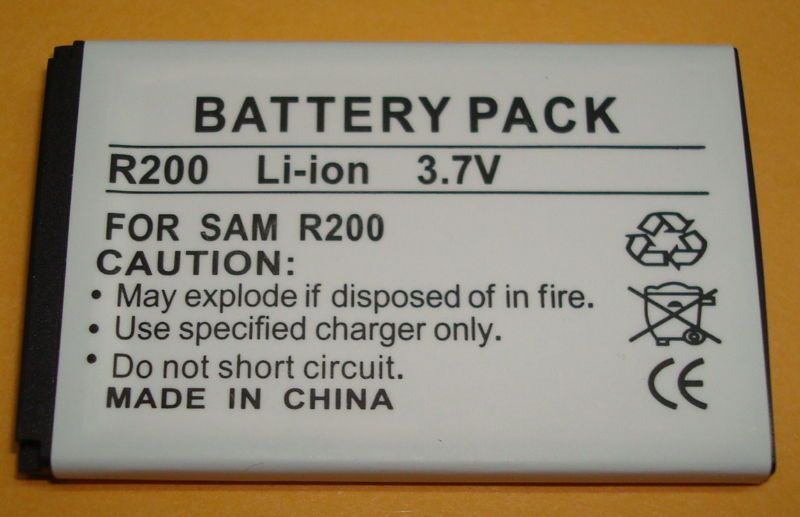 STRAIGHT TALK SAMSUNG SGH T​401G REPLACEMENT BATTERY