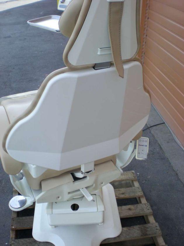 Den Tal Ez Dental Chair w/ Delivery Unit AS 3000